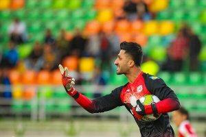 رقابت جذاب دو دروازهبان تیم ملی فوتبال ایران برای رکوردشکنی